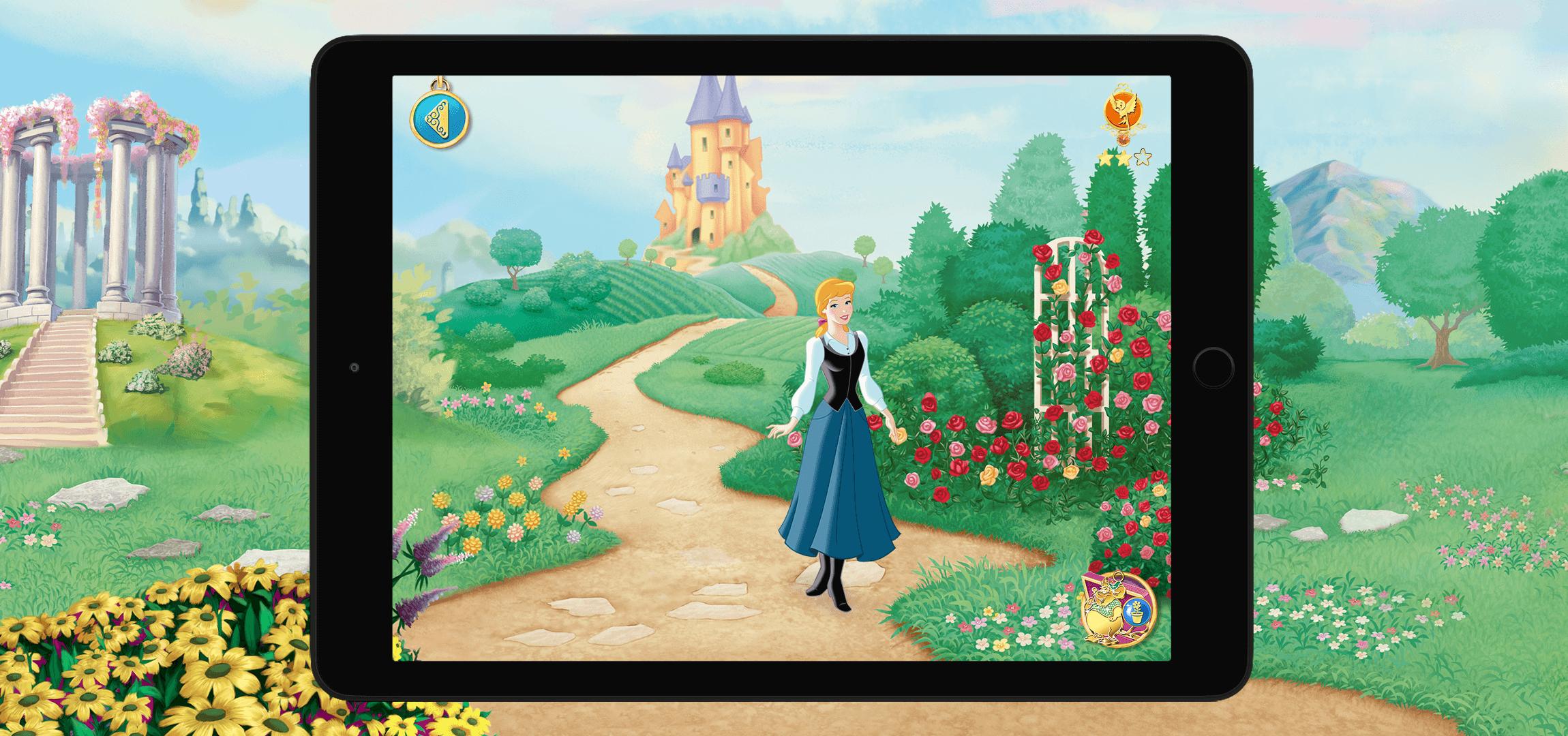 disney princess charmed adventures thumbnail
